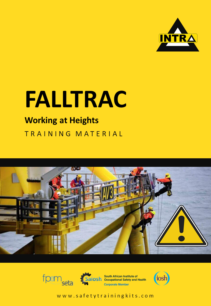 Working at heights training material