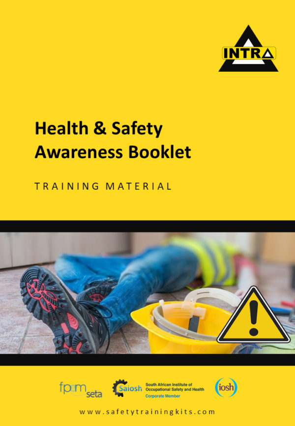 Health and safety books